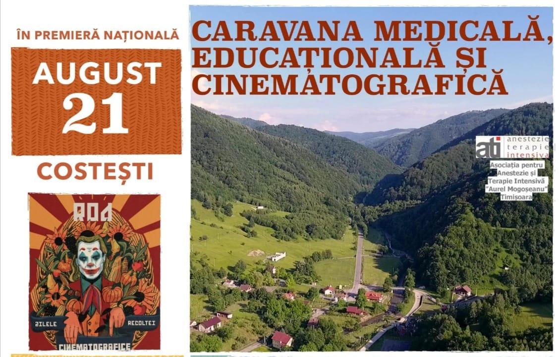 Premieră naţională la Costeşti. Analize gratuite, educaţie şi cultură printr-un proiect inedit de voluntariat